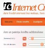 Internet Credit ātrie kredīti internetā